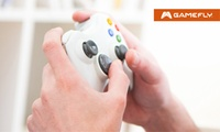 30-Day GameFly Subscription w/Two Games or Movies + $5 Credit for Free