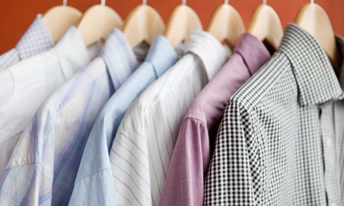 Oxxo Care Cleaners - Kendale Lakes North: Dry Cleaning at Oxxo Care Cleaners (Up to 60% Off). Two Options Available.