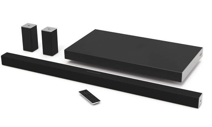 Vizio 5 1 Channel Sound Bar System Manufacturer Refurbished Sb4051 D5