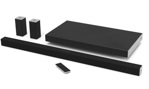 "Vizio 40"" 5.1-Channel Slim Sound Bar System (Manufacturer Refurbished)"
