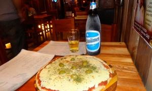 Pase Propiedad Privada: Desde $129 por pizza a elección+ cerveza parados o cuatro en Pase Propiedad Privada