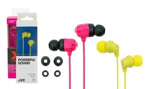 Écouteurs JVC HA-FX10-G-E