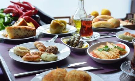 Bistro bos van 34 99 amsterdam groupon for Turkse restaurant amsterdam west