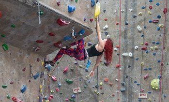 Up to 86% Off Climbing with Gear at The Cliffs at Valhalla