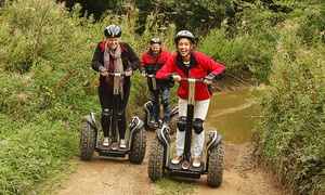 Everyman Racing Limited: Weekdays or Weekend Off-Road Segway Experience at Everyman Racing (Up to 63% Off)