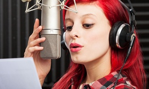 One-day Voice Course At American Singing Studio (44% Off)