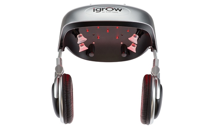 Igrow Hands Free Laser Led Light Therapy Hair Regrowth