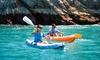 Paseo en kayak para 1 o 2