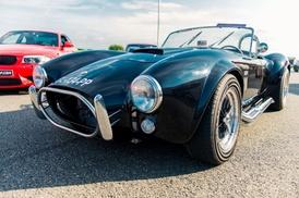 Drift n'Grip: Conduite au volant d'une AC Cobra sur les routes de France, pour 1 personne à 69,90 € avec Drift N'Grip