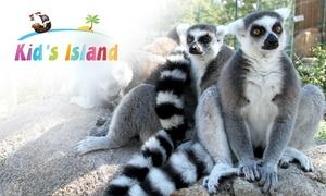 Entrées adulte ou enfant au parc Kid's Island Antibes