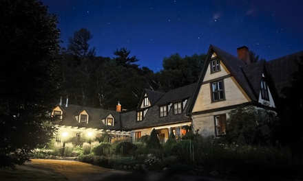 The Notchland Inn In Hart S Location Nh Groupon Getaways