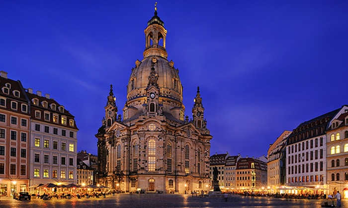 frauenkirche dresden in dresden groupon. Black Bedroom Furniture Sets. Home Design Ideas