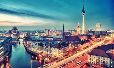 ✈Berlín: 2 noches para 1 con desayuno y vuelo de I/V desde Madrid o Barcelona en AZIMUT Hotel Kurfuerstendamm Berlin