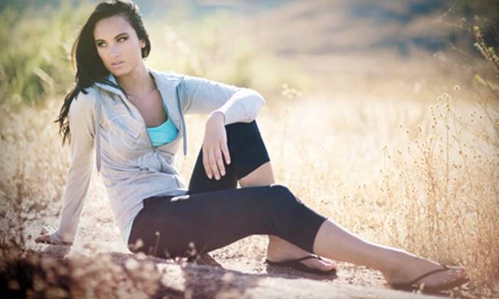 Silver Icing: $25 for $50 Worth of Women's Activewear from Silver Icing