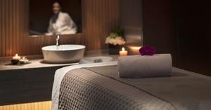 The Spa at Burj Khalifa: Choice of a Spa Treatment with pool access at The Spa at Burj Khalifa (Up to 40% Off)