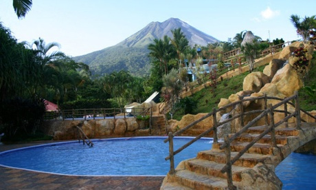 Costa Rica Vacation with Rental Car. Price is per Person, Based on Two Guests per Room. Buy One Voucher per Person. (Getaways) photo