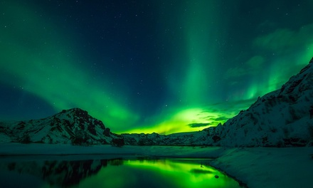 ✈ Iceland: 3 5 Nights at a Choice of Hotels with Dublin Flights, Northern Lights Tour and Option for More Tours*