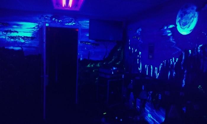 Laser tag jacksonville nc