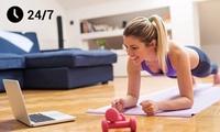 1 bis zu 12 Monate Advanced Coaching Fit – Online-Ernährungs- und Fitnesspaket bei IndividFit GmbH (bis zu 92% sparen*)