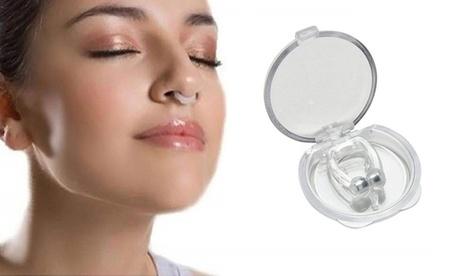 1, 2 o 4 clips nasales anti-ronquidos