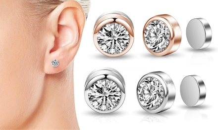 Philip Jones Clip-On Earrings