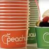 Half Off Frozen Yogurt at Peachwave