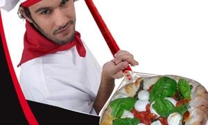 Scuola Italiana Formazione: Corso di pizzaiolo da 3 ore per una, 2 o 3 persone da Scuola Italiana Formazione (sconto fino a 52%)