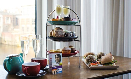 Traditional or Sparkling Afternoon Tea for Two or Four at RBG at Park Inn by Radisson York (Up to 47% Off)