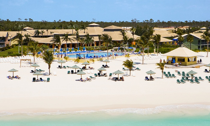 AllInclusive Bahamas Trip With Air From Vacation Express In - All inclusive vacations with air