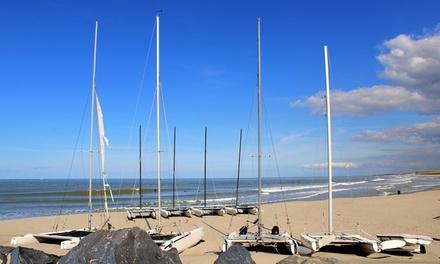 Oostende: standaard/privilege/superior tweepersoonskamer met ontbijt in 4* Mercure Oostende op 250 m van het strand