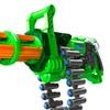 Dart Zone Scorpion Commander Motorized Blaster