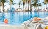 Malgrat de Mar : séjour de 7 nuits en hôtel 4* avec demi-pension