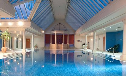 image for Spa Day with Two Treatments and Leisure Facilities Access for One or Two at The Hertfordshire Spa (Up to 48% Off)