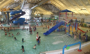 50% Off Admission to Silliman Activity & Family Aquatic Center at Silliman Activity & Family Aquatic Center, plus 6.0% Cash Back from Ebates.