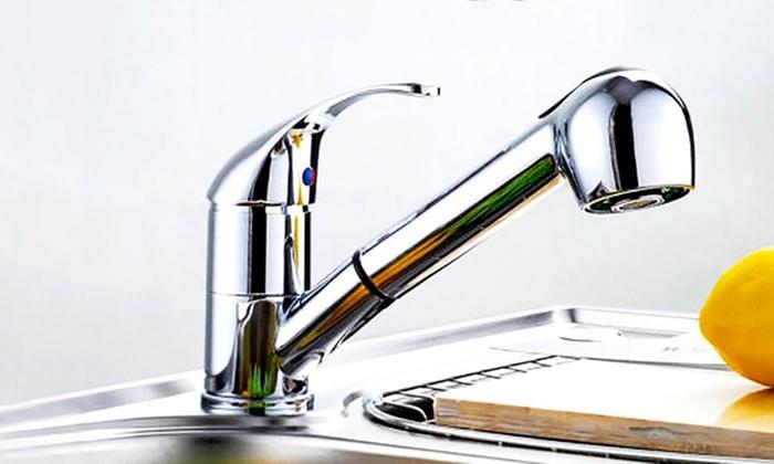 Abnehmbarer Wasserhahn