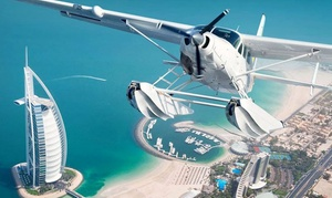 Let's Go Emirates: 25-Minute Seaplane Flight Across Dubai for Up to Four with Let's Go Emirates (Up to 20% Off)
