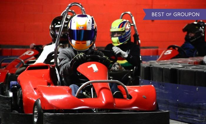 Formula Kartways - Brampton: 30 Laps Sunday–Thursday or Sunday-Friday at Formula Kartways (Up to 33% Off)