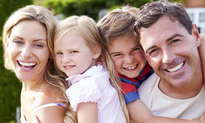 Riccobene Associates Family Dentistry - Multiple Locations: Adult Dental Checkup or Child's Checkup with Fluoride at Riccobene Associates Family Dentistry (Up to 79% Off)