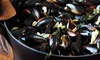 The Regal - East Williamsburg: Mussel Mania and Dessert for Two or Four on Thursday or Friday at The Regal (Up to 39% Off)