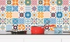 Self-Adhesive Wall Tile Stickers