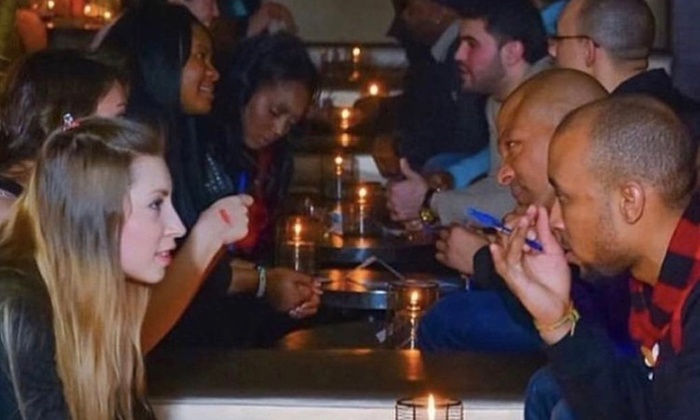 Speed Dating NYC Groupon