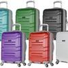 """Olympia USA Monaco 21"""" Hardcase Spinner Luggage"""