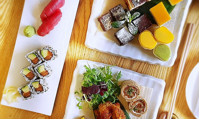 Japanese Afternoon Tea for Two