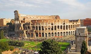 Rome : pass transport de 48 h pour visiter Rome en bus panoramique  Rome