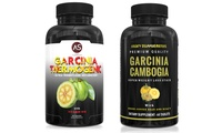 Garcinia Thermogenic and Garcinia Cambogia Weight Loss Supplement Kit
