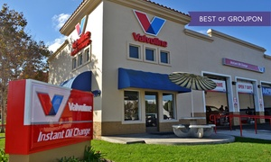 Up to 50% Off at Valvoline Instant Oil Change  at Valvoline Instant Oil Change, plus 6.0% Cash Back from Ebates.