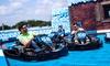 Corse o Gran Premio Ice kart