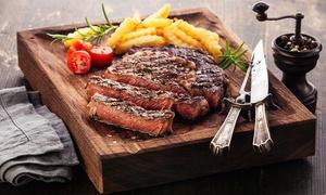 PAPALINA Fisch & Steak: 4-Gänge-Menü à la carte für zwei oder vier Personen bei Papalina Fisch & Steak (bis zu 45% sparen*)