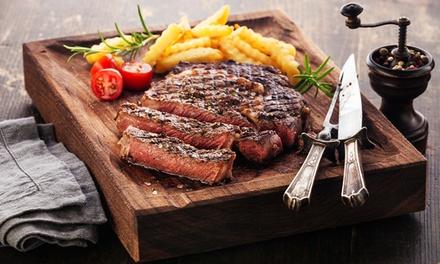 4-Gänge-Menü à la carte für zwei oder vier Personen bei Papalina Fisch & Steak (bis zu 45% sparen*)