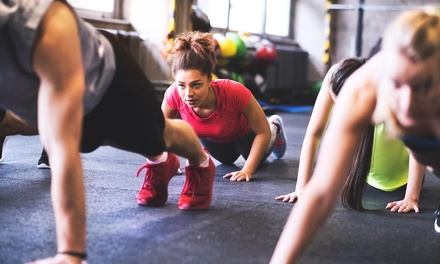 OneMonth Unlimited Functional Training for One $19 or Two People $38 at Integr8 Fitness Up to $500 Value